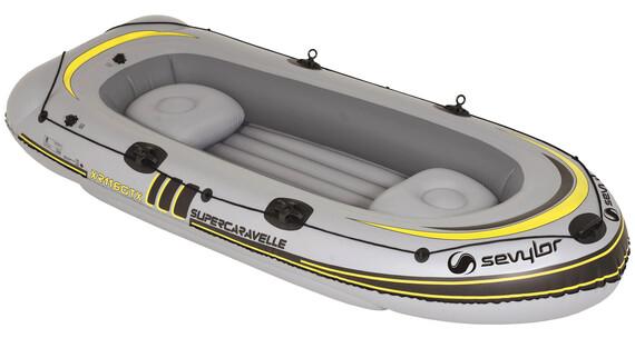 Sevylor Supercaravelle XR116GTX rubberboot grijs
